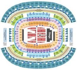 At amp t stadium seating charts