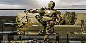 iron man review funny great twist
