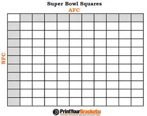 Are Office Football Pools Illegal In Printable Bowl Squares 100 Grid Office Pool Nfl My