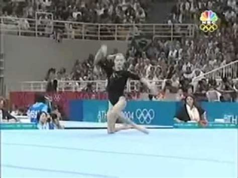 Olympic Wardrobe Pics Unedited by Khorkina Floor From Athens 2004 Aa