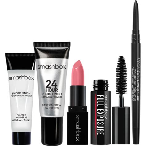 Smashbox Try It Kit Best Seller smashbox try it kit best sellers makeup gift sets