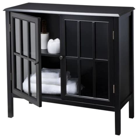 furniture chests and cabinets threshold windham accent cabinet contemporary accent