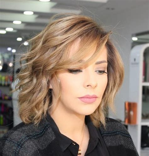 layered beachy medium length haircut 70 brightest medium length layered haircuts and hairstyles