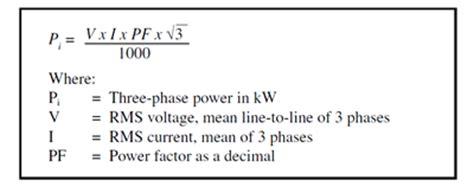 three phase induction motor formulas motor loads calculation electrical engineering centre