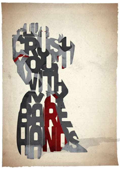 typographic star wars prints featuring iconic characters pete ware s drive in print series passion for paper print