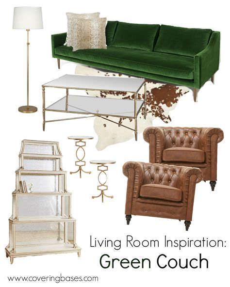 green couch living room living room design green velvet couch covering the