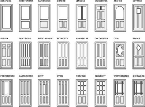 door pattern types doors styles andersen entry doors arch style with