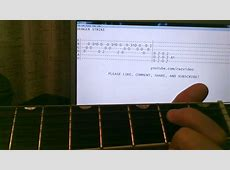 Guitar lessons online Temple of the dog Hunger Strike tab ... Hunger Strike Tabs