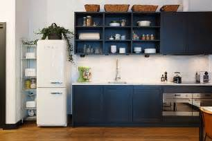 Navy Kitchen Cabinets Navy Kitchen