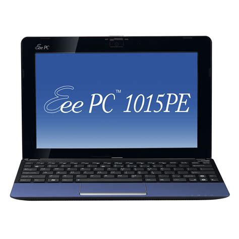 Led Netbook Asus asus 1015pe rbl601 intel atom n450 processor 10 1 quot led display netbook blue