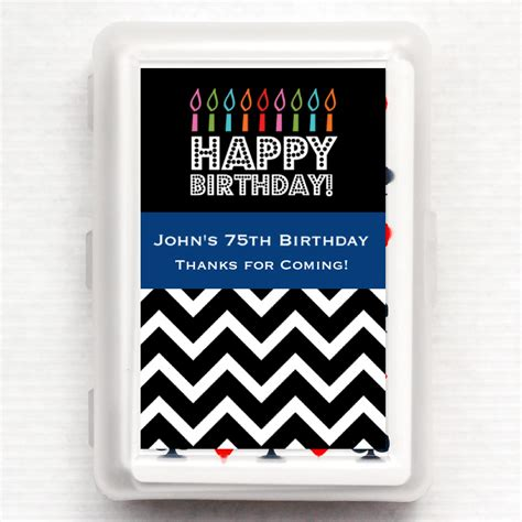 Alized Playing Card  Ee  Birthday Ee   Party Favors