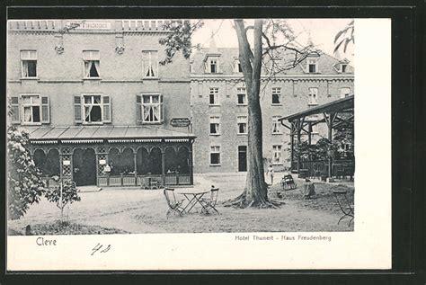 haus freudenberg kleve ak kleve hotel thunert haus freudenberg nr 5805698
