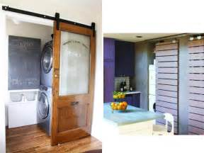 Interior Barn Sliding Doors Interior Sliding Barn Doors In Laundry Room Stroovi