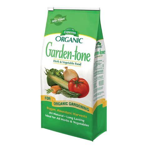 espoma garden tone