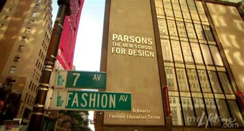 fashion design new york university parsons the new school for design parsons school of