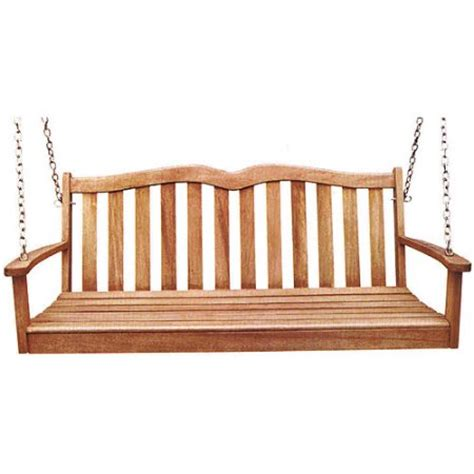 porch swings walmart 2 person wooden porch swing walmart com