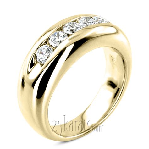 stone mens diamond wedding ring