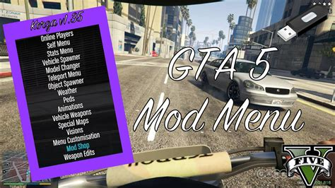 mod gta 5 ps4 how to install gta 5 mod menus on all consoles ps4 ps3