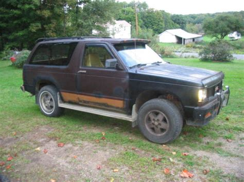 gmc jimmy 1988 1987 1988 1989 1990 1991 1992 1994 4x4 gmc jimmy chevy s