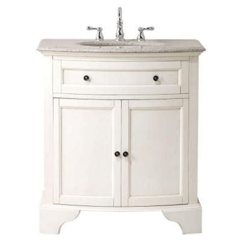cabinet and granite depot home decorators collection hamilton 31 in w x 22 in d