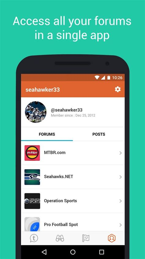 tapatalk apk tapatalk for android 5 0 now available for