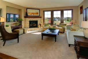 tv room layout corner fireplace furniture placement tv next to fireplace and all furniture facing both tv and