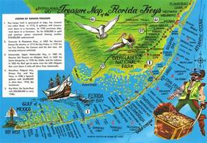 treasure maps florida florida treasure map postcard flickr photo