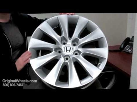 honda factory rims crosstour rims crosstour wheels of honda factory