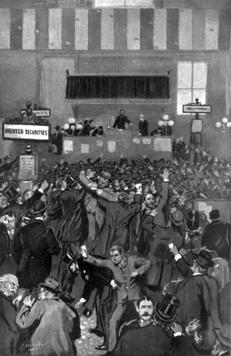 Panci Infusa panic of 1893