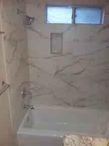 187 marble tile showerprecision roofers remodeling llc
