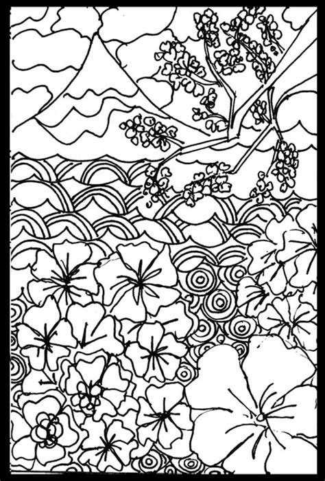 coloring book japan free coloring pages view from japan