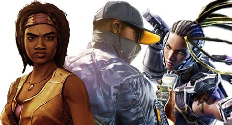 black video game top 10 black video game characters of 2016