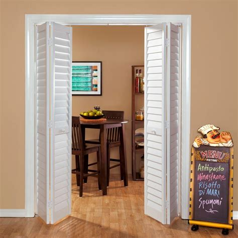 Accordion Doors Interior Home Depot by Home Depot Folding Doors Interior House Design Ideas
