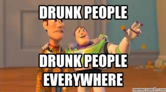 Meme Drunk - drunk people
