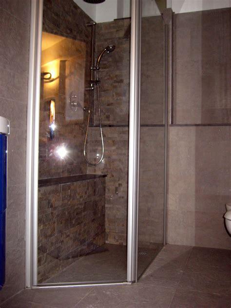 piatto doccia incassato nel pavimento foto piatto doccia incassato di a br ristrutturazioni snc