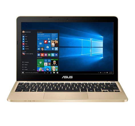 Asus Laptop With Intel Processor 11 6 Screen asus vivobook e200h 11 6 quot laptop intel atom 2gb 32gb windows 10 gold ebay