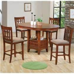 Dining Room Sets Chicago crown mark empire counter height dining table and chair