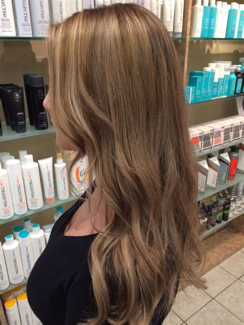 what hair color is level seven natural looking level 7 8 ash blonde with fine highlights