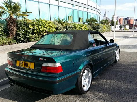 99 Bmw M3 by Used 1998 Bmw E36 M3 92 99 M3 Evolution Conv For Sale In