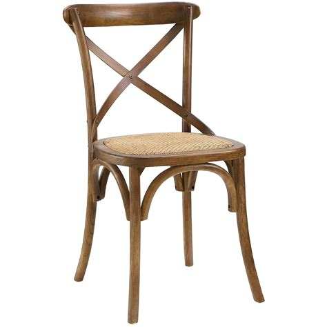 Modway Gear Counter Stool by Modway Eei 1541 Wal Gear Dining Side Chair In Walnut