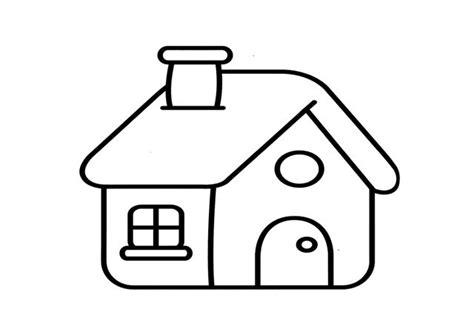 imagenes para pintar la casa imagenes de casas para colorear blanc casitas infantiles