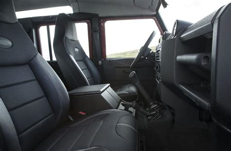 land rover defender 4 door interior 2013 land rover defender autoesque
