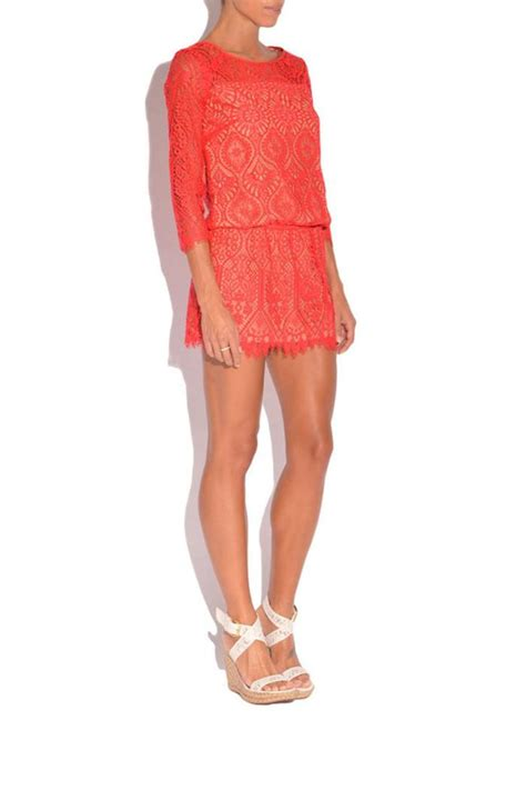 B L F Lace Dress david lerner 3 4 sleeve lace dress from canada by two