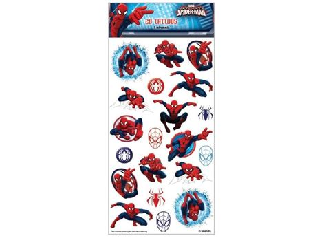 spiderman henna tattoo sweet pea childrens supplies