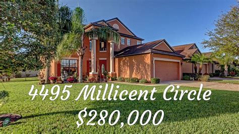 Mba In Melbourne Fl by 4495 Millicent Circle Melbourne Fl