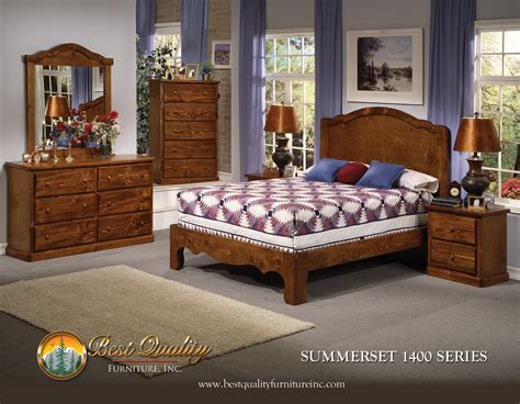 Quality Furniture Inc by Summerset 1400 Series