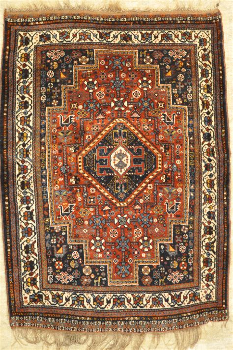 rug antique unique antique qashgai rug rugs more
