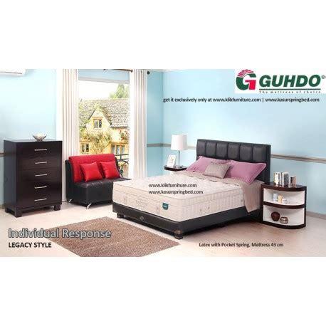 Guhdo Grand Sleep Style 160x200 Springbed Set guhdo individual response legacy style agen guhdo