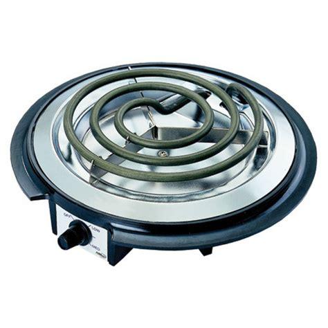Burner Electic premium appliances single electric burner