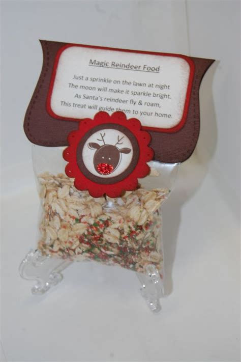 reindeer craft to sell reindeer food to sell at fair reindeer for and bazaars